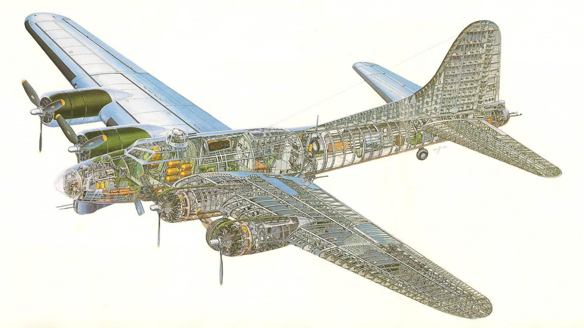 B-17 Spec's